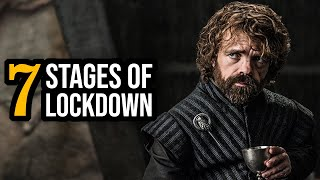 Game of thrones but its lockdown