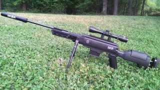 Ignite Black Ops Tactical Sniper Pellet Gun (REVIEW)