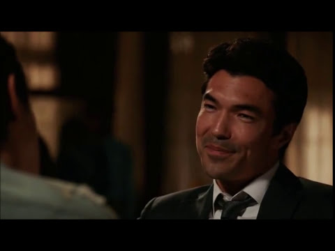 Murder In The First: Ian Anthony Dale & Tify Dupont  Let Me Touch Your Fire
