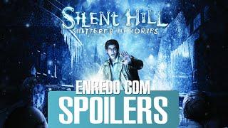 A História de Silent Hill Shattered Memories - Enredo com Spoilers