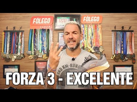 SKECHERS GORUN FORZA 3 - EXCELENTE