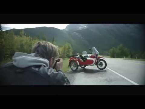 Far and Wide: Andrew and Momo - Banff, Alberta