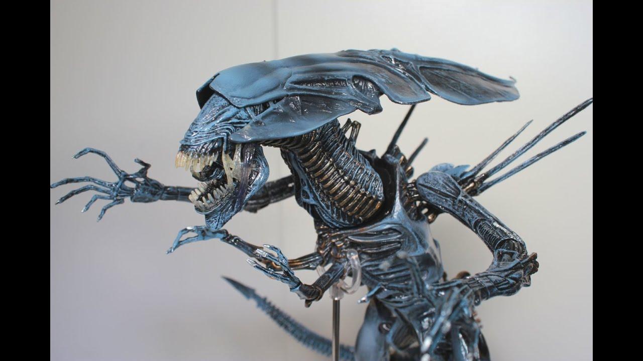 Ultra Deluxe Boxed Action Figure NECA IN BOX Aliens Xenomorph Alien Queen