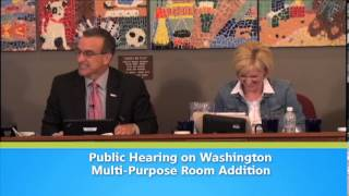 May 13, 2013 - School Board Meeting