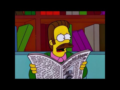 The Simpsons - That's My Reward (S13Ep08) from YouTube · Duration:  19 seconds