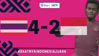 Thailand Vs Indonesia (aff) 4 2