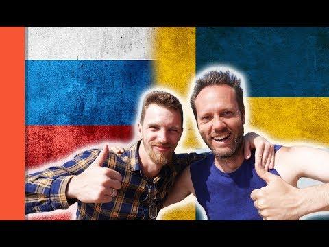 Swedish vs Russian