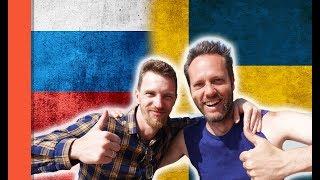 Swedish vs Russian #4 - Language Challenge