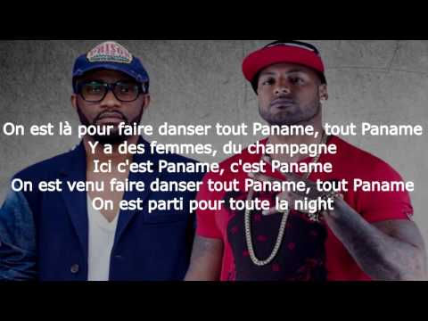 Fally Ipupa feat. Booba - Kiname  (Paroles HD)