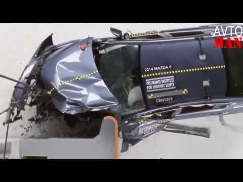 Vídeo Crash Test Lamborghini, Ford, Volkswagen, Honda, Pagani