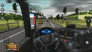 Truck Simulator: Ultimate - Mercedes-Benz Actros GamePlay screenshot 3