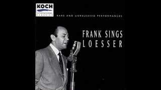 Frank Loesser - The Inchworm