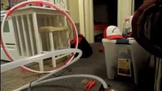 How to Make a Push Pin Connector Hoop