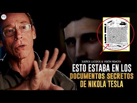 Esto Estaba Escondido En Los DOCUMENTOS SECRETOS De Nikola Tesla | Dr. Steven Greer
