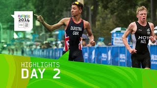 Best of Day 2 | Nanjing 2014 Youth Olympic Games