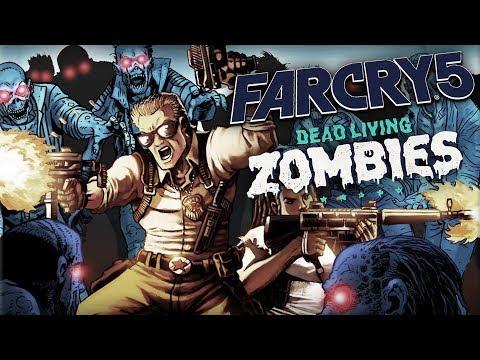 FAR CRY 5 DLC ◈ Tote Lebende Zombies ◈ LIVE [GER/DEU] thumbnail