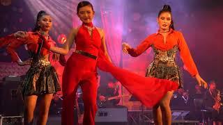 นางเสือดาว - เบญจวรรณ คำทาน - ม.บูรพา | การประกวดขับร้องเพลงไทยลูกทุ่ง ครั้งที่ 22