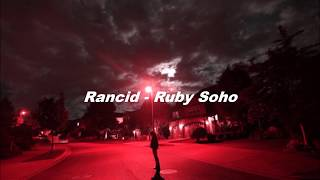Rancid - Ruby Soho