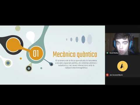 Exposició virtual online de projectes tecnològics d'estudiants
