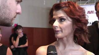 RedTube at the AVN Awards - Allan Lake chats with Joslyn James