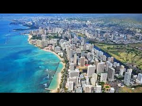 Honolulu City in Hawaii USA || Travel 4 All