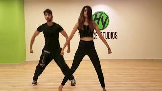 Mercy - Badshah | Freestyle Choreography | HY Dance Studios