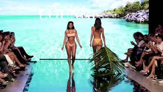 модные купальники 2019 года -  бикини показ мод - купальники для полных девушек и женщин
