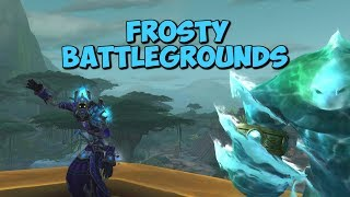 Frost Mage PvP - WoW BFA 8.1.5 - Battle For Gilneas!!