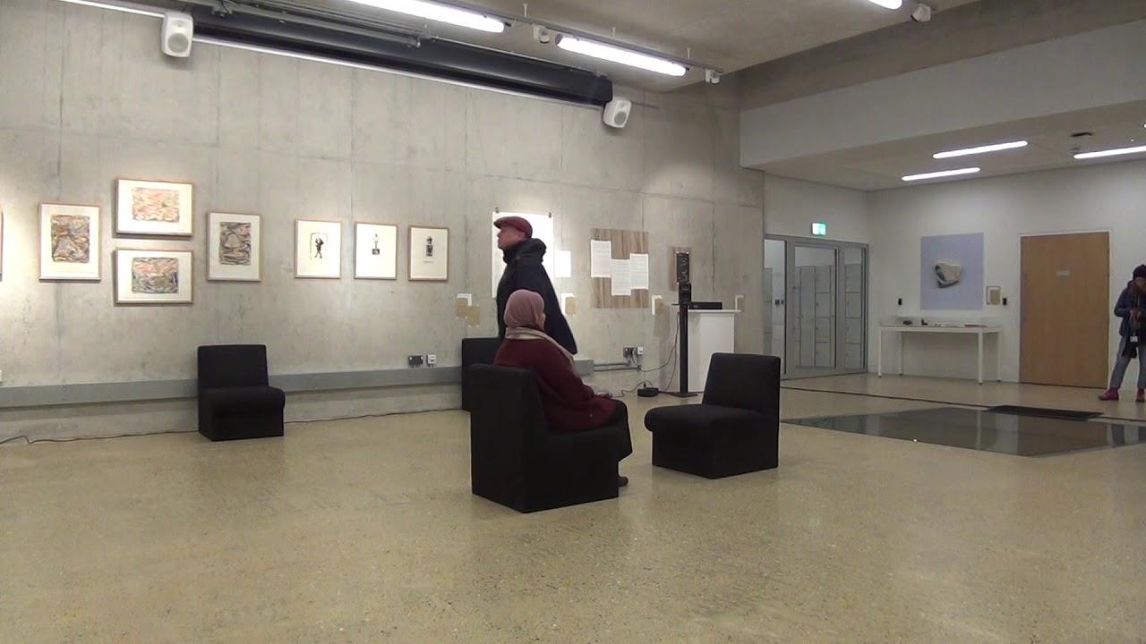 هُوِيَّةُ (Huia) Installation
