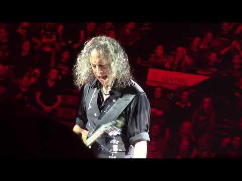 Metallica  War Pigs jam  at Birmingham Genting Arena, 30th October 2017