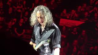 Metallica - War Pigs jam (live at Birmingham Genting Arena, 30th October 2017)