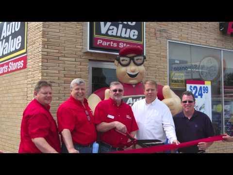 Auto Value Parts Stores - 2013 Summer