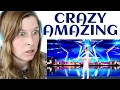 GAO LIN, LIU XIN - AUDITION BRITAIN'S GOT TALENT ( Dance acrobatics ) | REACTION