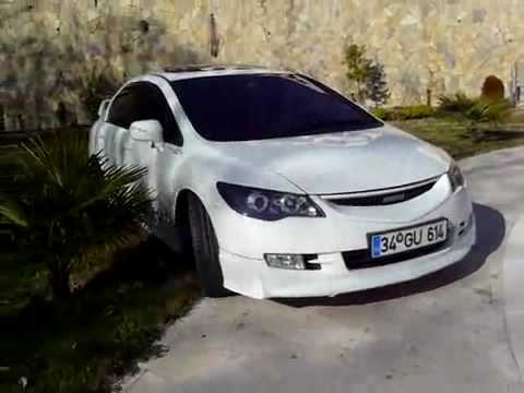 honda civic new headlights   youtube