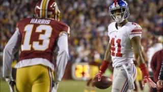 Washington lays an egg with a playoff spot on the line, season ends with loss to Giants