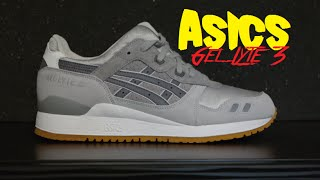 Asics Gel Lyte 3 Unboxing & OnFeet Review