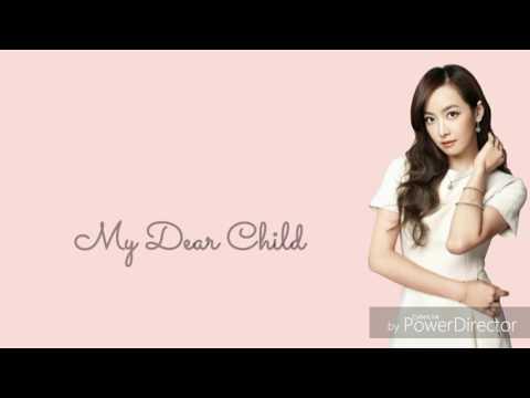 Dear Child  - Victoria Song f(x) Piyin + Sub. Español