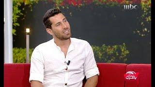 عزيز مرقة يتحدث عن أغنية ما في منك على قناة إم بي سي  MBC1