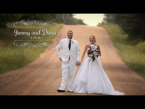 Jimmy and Dana - Wedding Highlights - Deckerville, MI