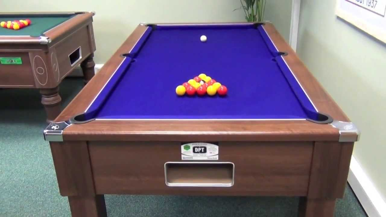 Monarch Pool Table YouTube - Monarch pool table