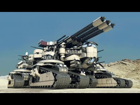10 Biggest Tanks In The World