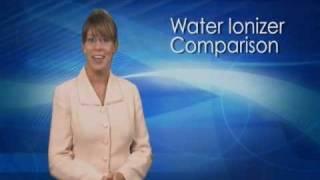 Alkaline Ionizer Comparison: LIFE, Tyent, Enagic, Jupiter