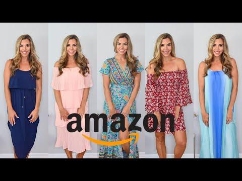 amazon-summer-dresses-under-$30-|-amazon-try-on-haul-|-danielle-mcelroy