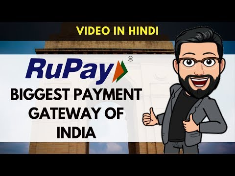 RuPay - The Biggest Payment Gateway of India