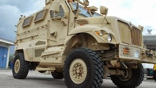 Cop: This Tank is For Combating Constitutionalists