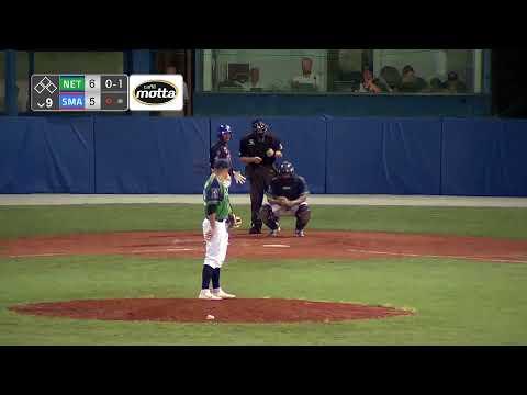 A1 Baseball 2019 - Semifinale Gara3 - San Marino-Sipro Nettuno City