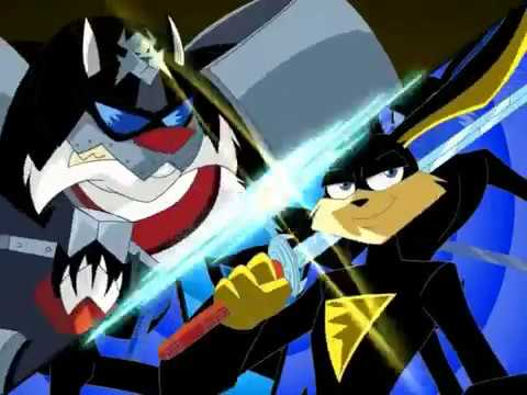 Acmegeddon: Part 2 - YouTube |Loonatics Unleashed Wedgie