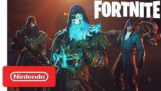 Fortnite Season 8 Battle Pass on Nintendo Switch