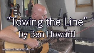 Towing the Line - Ben Howard - cover