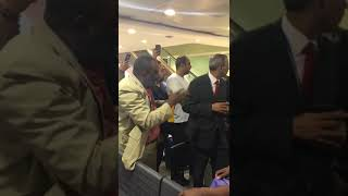 Royal Air Maroc  humiliated and treated badly of Liberians